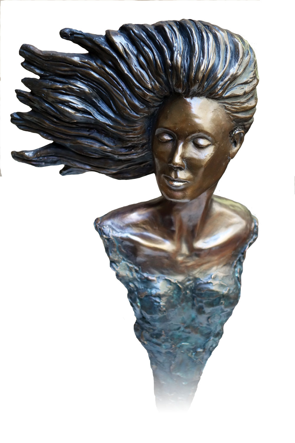 Bronze Sculpture - Ruby